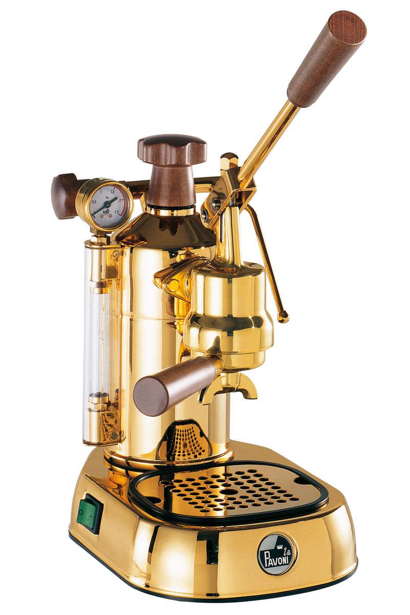 La Pavoni EUROPICCOLA LUSSO - EN Lever Coffee Machine